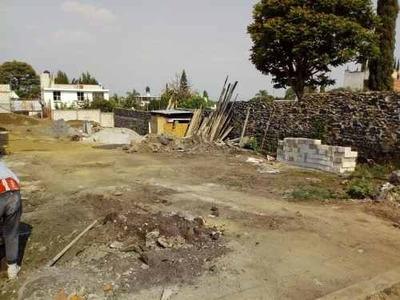 Terreno En Venta Bonito Y Seguro Fraccionamiento De Tlayacapan , Aplica Crédito Realiza Tú Sueño