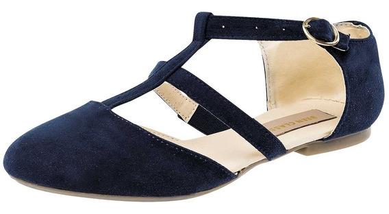 Zapato De Piso Dama Been Class 0315gd 22-26 062885 T2