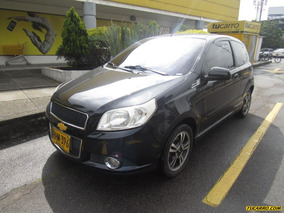 Chevrolet Aveo Emotion Gti 1.6 Mt Aa Ct Fe