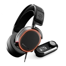 Headset Steelserie Artics Pro + Gamedac