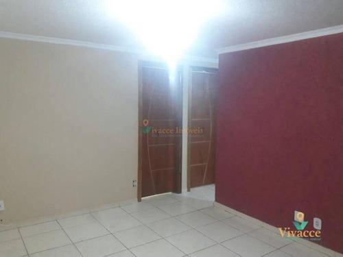Imagem 1 de 21 de Apartamento Com 2 Dormitórios À Venda, 49 M² Por R$ 150.000,00 - Itaquera - São Paulo/sp - Ap2371