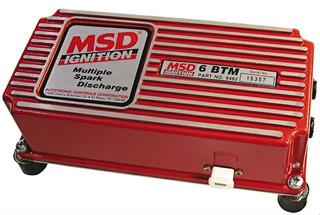 Msd 6 Btm Caja De Chispa 6a 6al Boost Turbo Supercargador