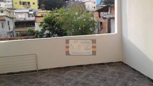 Casa Com 1 Dormitório Para Alugar, 50 M² Por R$ 1.000,00/mês - Vila Nossa Senhora Do Retiro - São Paulo/sp - Ca0519