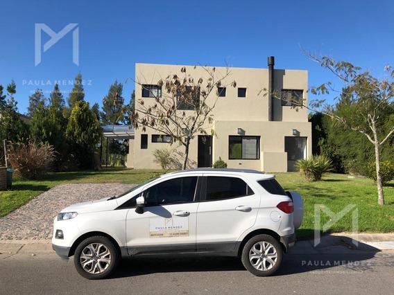 Casa - Alquiler - Venta - 4 Ambientes - San Agustin - Villanueva - Tigre - Zona Norte -