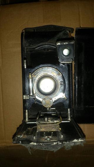 Câmera Kodak Folding Pocket Modelo C