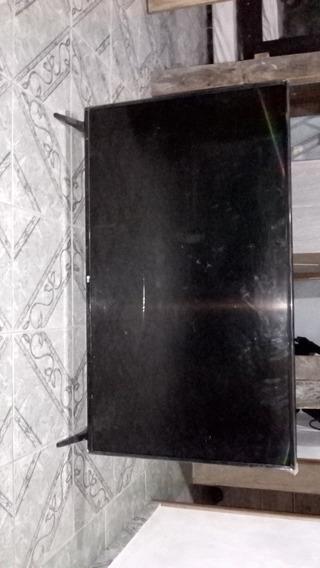 Tv LG Smart 49 Lj5500 Trincada Retirar Peças Ou Trocar Tela