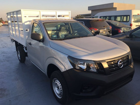 Camionetas Nissan Np300 Estaca ¡bono 10k! 48,332 Enganche