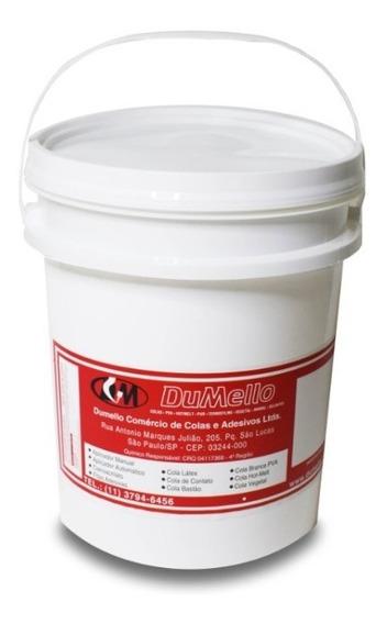 Cola Tack Permanente Para Carpetes - 3kg Dumello Extra Forte