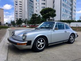 Porsche 911 2.7 Sunroof Coupe 1974