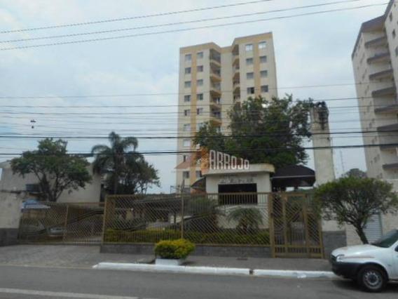 Apartamento Com 2 Dormitórios Para Alugar, 55 M² Por R$ 1.400/mês - Cangaíba - São Paulo/sp - Ap0752