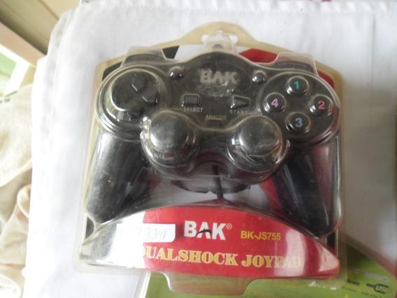 Kit 8 Controle Ára Game Pad Play 3 Diversos Modelos Novo