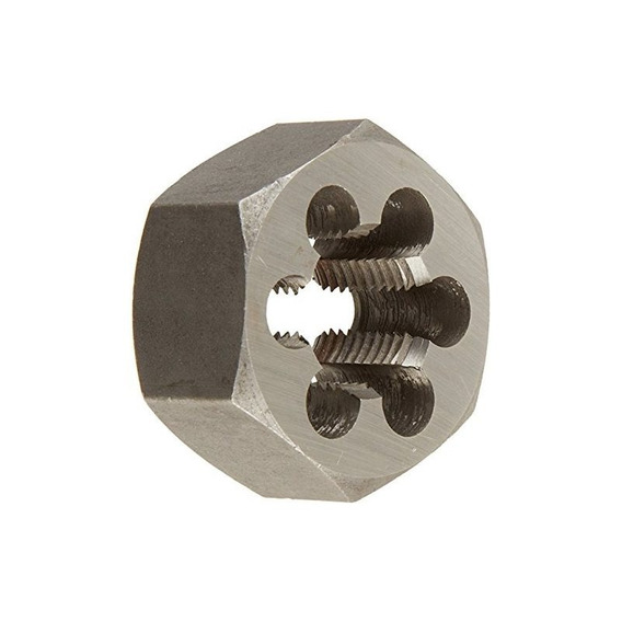 Drill America Dwtsh7 / 8-18 Hex Die, Special Size, 7 / 8-18