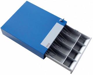 Gaveta Caja Registradora De Dinero 4 Compartimentos C/ Llave