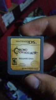 Chrono Trigger Nintendo Ds Solo Cartucho