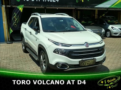 Fiat Toro Volcano 2.4 2019 Branca