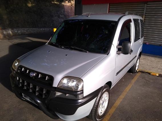 Fiat Doblo 2005 1.3 16v Ex Fire 5p