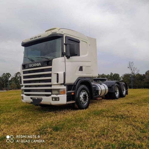 Imagem 1 de 4 de Scania R124, Ga 4x2 400