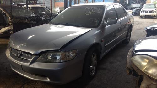 Honda Accord Ex-r 2.3 98/01 - Sucata Só Peças