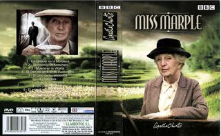 Agatha Christies Miss Marple Serie De Coleccion En Dvd!
