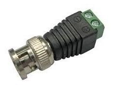 Conector Tipo Balun X 50 Unidades, Para Cámaras Cctv