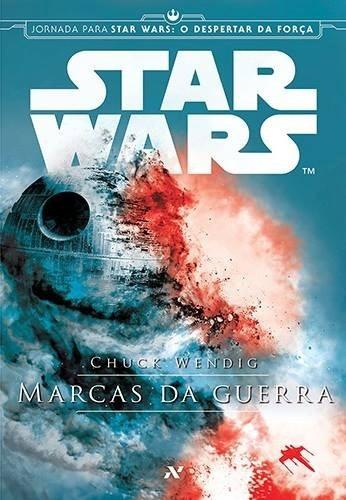 Livro Star Wars Marcas Da Guerra - Chuck Wendig - Aleph