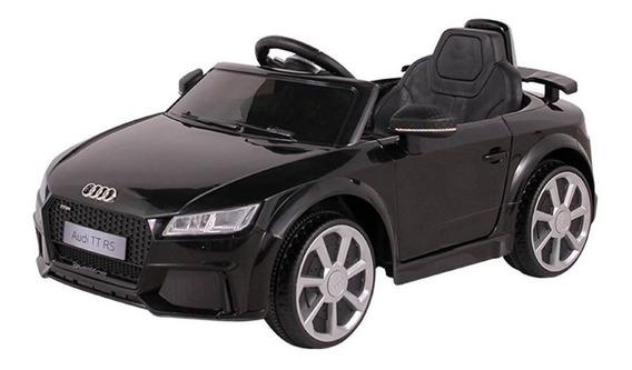Carrinho Elétrico Infantil Audi Tt Rs 12v Frete Grátis