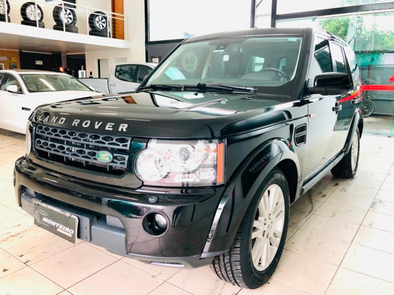 Land Rover Discovery 4 Diesel 4x4 - Monteiro Multimarcas