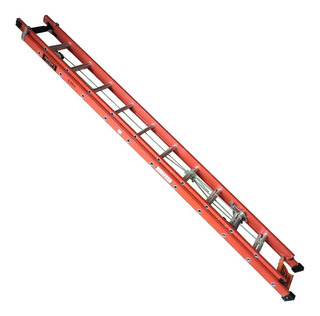 Escada Extensível 6 M Fibra Vidro Alumínio Síntese À Vista