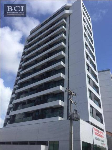 Apartamento Residencial À Venda, Madalena, Recife. - Ap0238