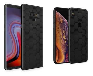 Skin Black Hex Apple Samsung Huawei Lg Sony Xiaomi Etc