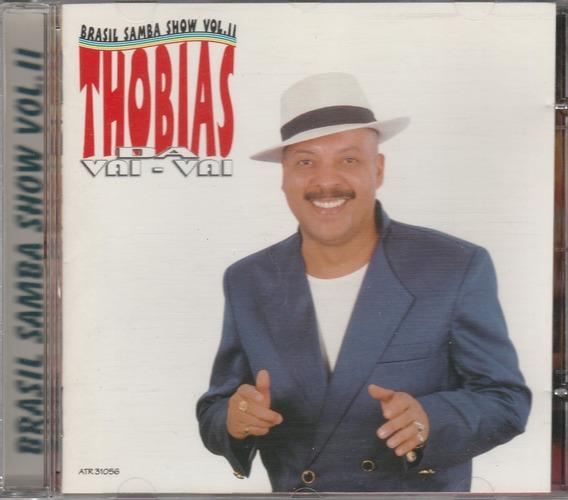 Thobias Vai Vai - Cd Brasil Samba Show Vol 2 - 1997