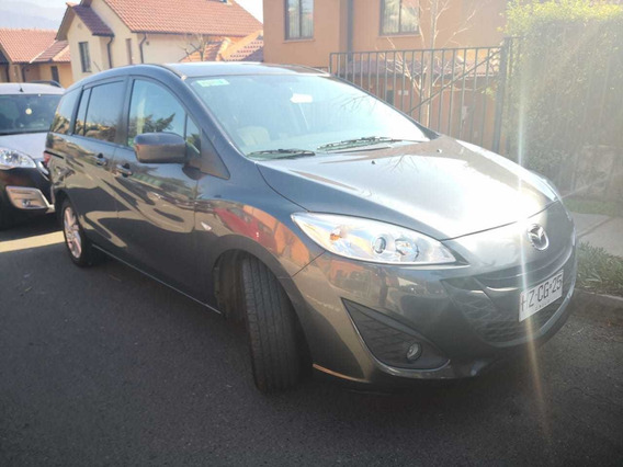 Mazda 5 2016 Impecable Full