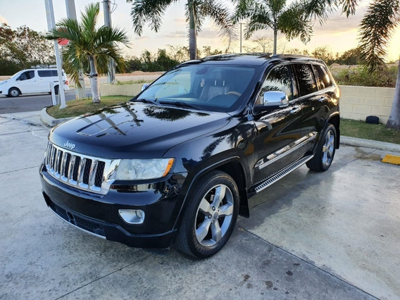 Jeep Grand Cherokee 2012 Overland V6