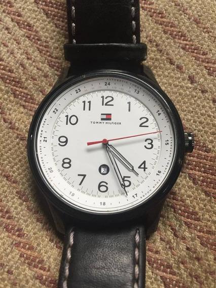 Reloj Tommy Hilfiger Cuero