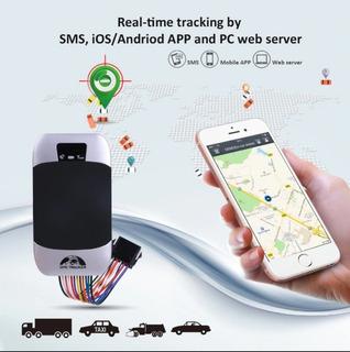 Gps Tracker Localizador Satelital Auto Moto Tk303f Plataform