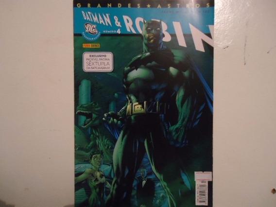 Marvel Grande Astro Batman E Robin Numero 4