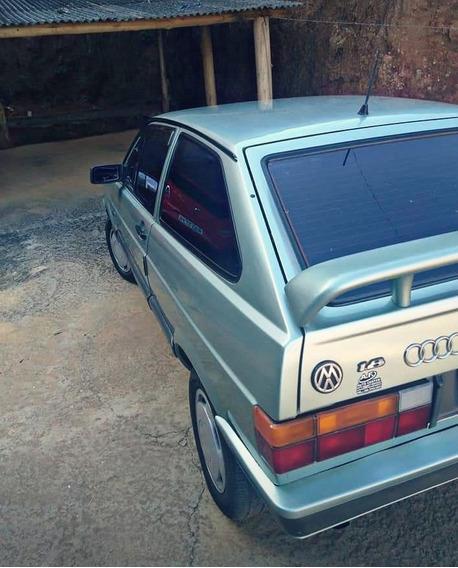 Volkswagen Gol Quadrado Gl Ano 91