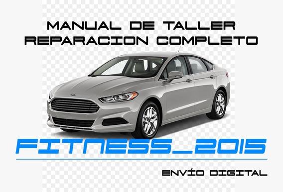 Manual Taller Diagrama Electrico Ford Fusion 2015 2016 2017
