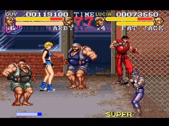 Final Fight 3 Original Americana. (somente O Chip )