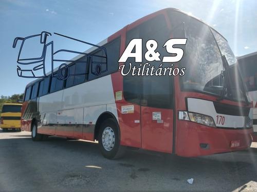 Busscar Ell Buss 340 2004 Mb Super Oferta Confira!! Ref.334