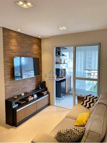 Apartamento Com 2 Dormitórios À Venda, 53 M² - Saúde - São Paulo/sp - Ap62853