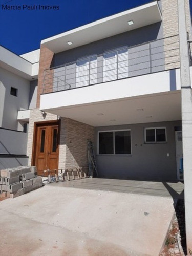 Imagem 1 de 20 de Casa A Venda No Condomínio Reserva Da Mata - Jundiaí/sp. - Ca04237 - 69670406