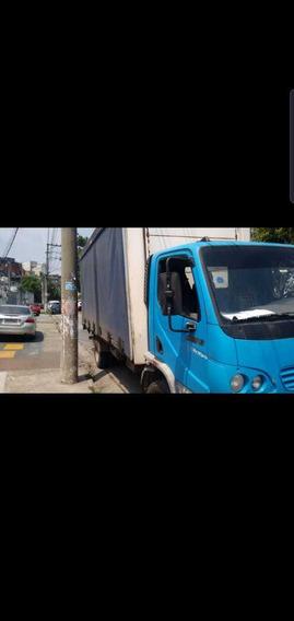 Caminhão Mercedes Benz Accelo 915c 2006 Com Sider