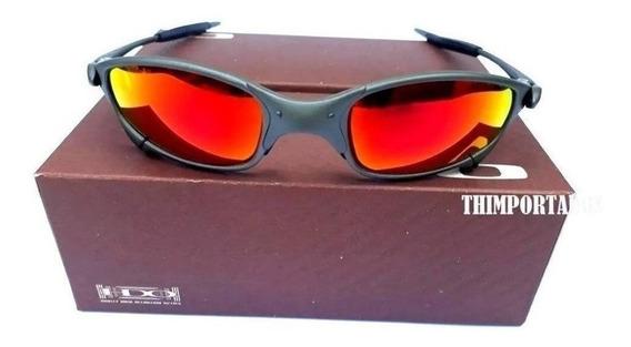 Óculos Oakley Juliet Squared 24k Double Xx Penny Promoção