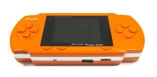 Consola Portatil Pvp Station Light 3000 Naranja