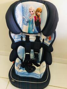 Cadeira Para Auto Disney Frozen Beline Sp De 9 A 36 Kg