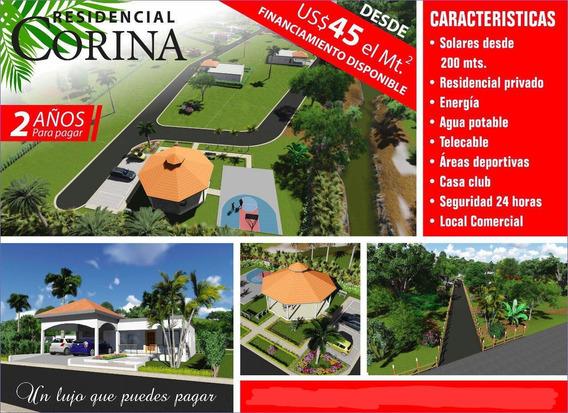Residencial De Solares En Camú 6701