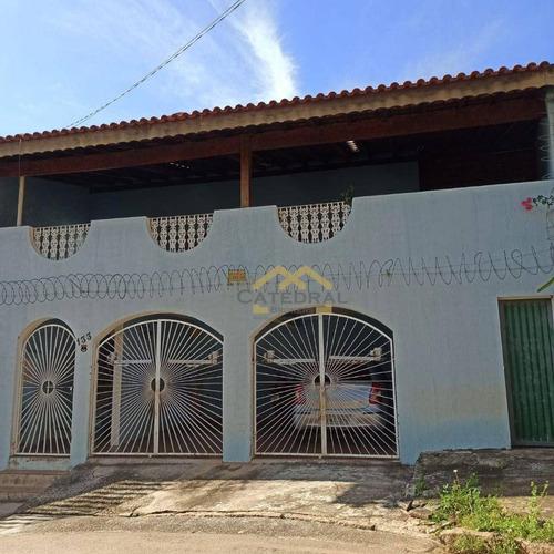 Imagem 1 de 24 de Sobrado À Venda, 228 M² Por R$ 500.000,00 - Vila Aparecida - Jundiaí/sp - So0072