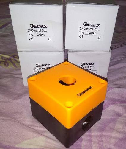 Botonera Plástica Intemperie Ip65 De 1 Hueco 22mm