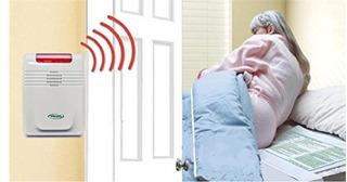 Inalambrico Cord Inalambrico Cama Habitacion De Alarma Y La